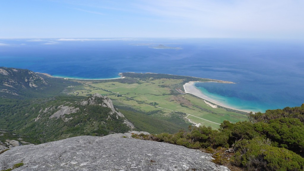Trousers Point, Mt Chappell Island, Badger Island